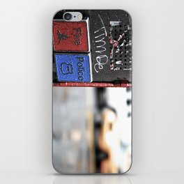 New York Fire and Police  iPhone Skin