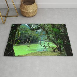 Jungle - Guatemala Rug
