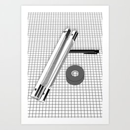 fsdm Art Print