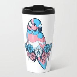 Pride Birds - Transgender Travel Mug