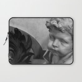 The Haunted Cherub. Laptop Sleeve