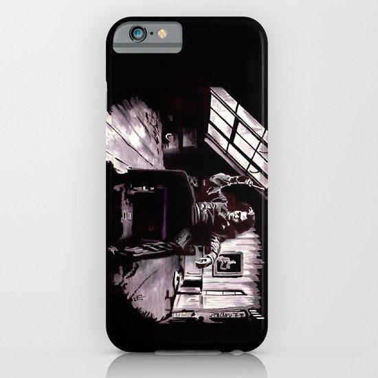 Benjamin Barker iPhone & iPod Case