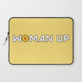 Woman Up Laptop Sleeve