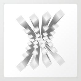 Whitey X Art Print