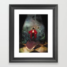 The Aristocrat Framed Art Print