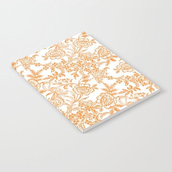 Morning Tea Reversed Notebook
