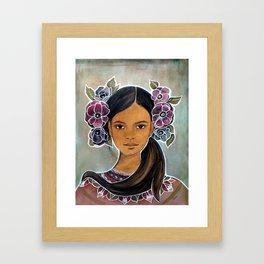 Eleonora Framed Art Print