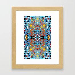 St Tropez Sunspot Framed Art Print