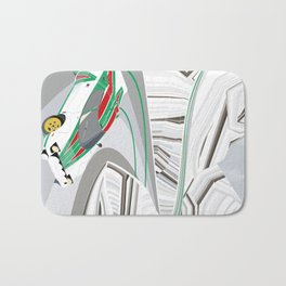 Stratos (Without Text) Bath Mat