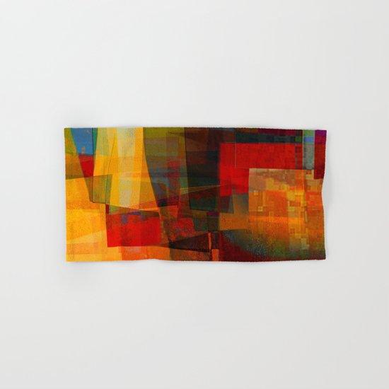 autumn landscape Hand & Bath Towel