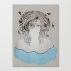 Mayfly Canvas Print