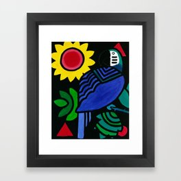 Buy Time Framed Art Print