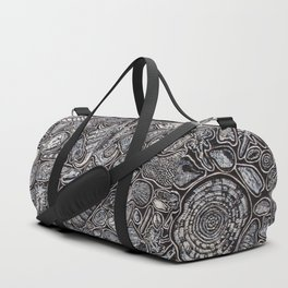 Sea shells Ocean decor Duffle Bag