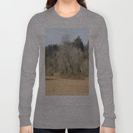 Nature in the dry Season Long Sleeve T-shirt
