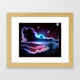 The Semblance of Nightmares Framed Art Print