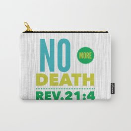 No More Death Carry-All Pouch
