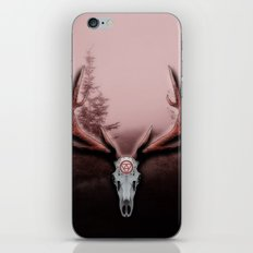 C-2 Horns iPhone & iPod Skin