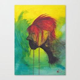 Spit it Out Canvas Print