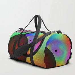 Geometric 02 Duffle Bag