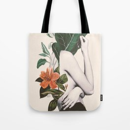 natural beauty-collage 2 Tote Bag