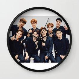 EXO4 Wall Clock