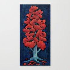 The Dream Tree Canvas Print