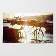 summer daze Rug