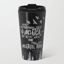 Six of Crows - Monster Travel Mug
