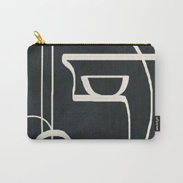 Abstract Line Movement 02 Carry-All Pouch