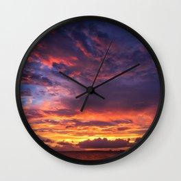 Crowning Moment Wall Clock