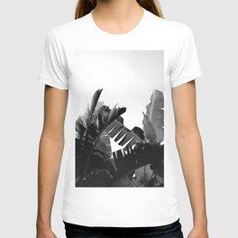 Banana Leaves Tropical Summer #2 #tropical #decor #art #society6 T-shirt