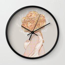 braids Wall Clock