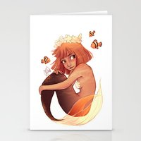 aries Stationery Cards featuring ARIES by Laia™