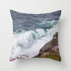Loop Head Throw Pillow
