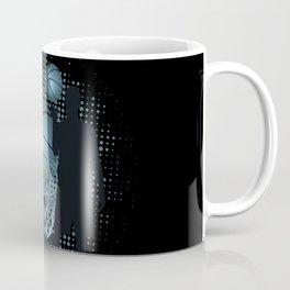 Slam Dunk Basketball Coffee Mug