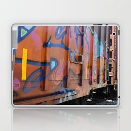 abstract graffiti Laptop & iPad Skin