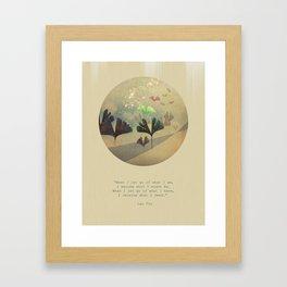 phoenix-like Framed Art Print