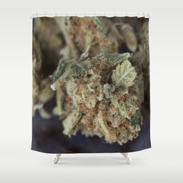 Medical Marijuana Deep Sleep Shower Curtain