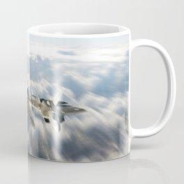 F-22 Raptor Strike Coffee Mug