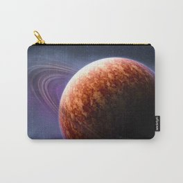 Planet In The Space Carry-All Pouch