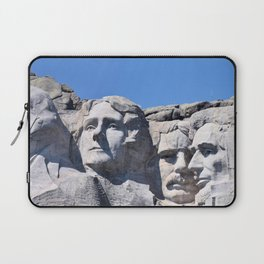 Mount Rushmore Laptop Sleeve