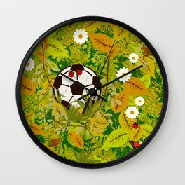 Lost my Ball Wall Clock