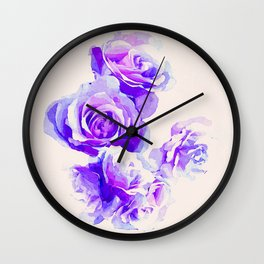 Dipped in Ink #society6 #decor #buyart #lifestyle Wall Clock
