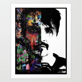 The Spirit of Man Art Print