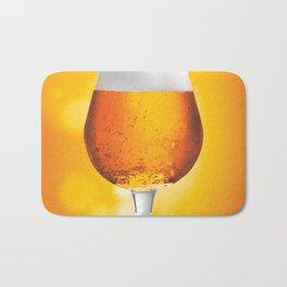 Belgian Beer 3 Bath Mat