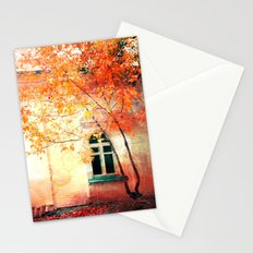 Season of Fire Stationery Cards