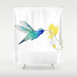 Tiny Beauties Shower Curtain