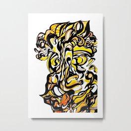 BONAPARTE Metal Print