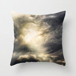 Cloudio Di Porno III Throw Pillow