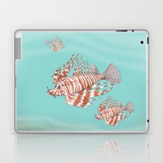 Fish Manchu Laptop & iPad Skin